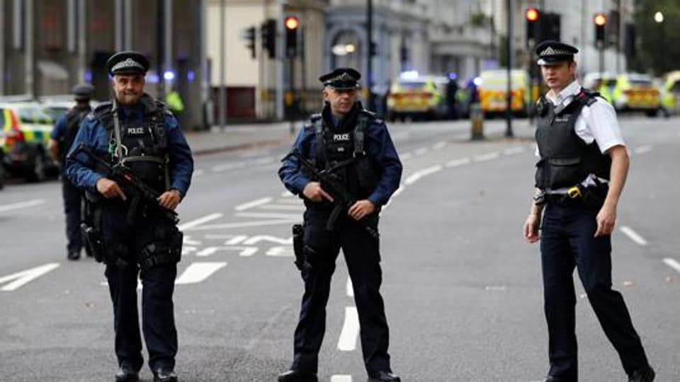 London,Tower of London,London Metropolitan Police