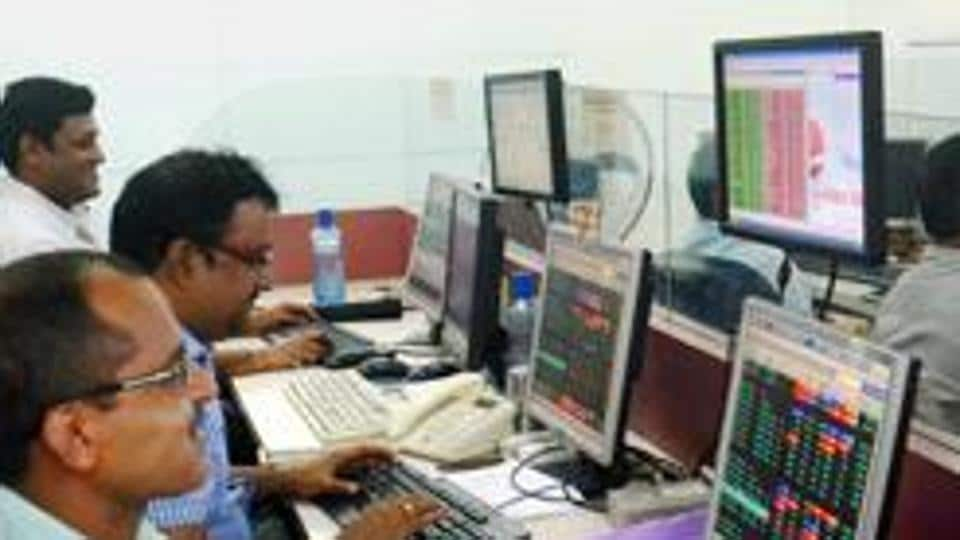 The 50-share Nifty gained 30.55 points, or 0.30%, at 10,019.30.