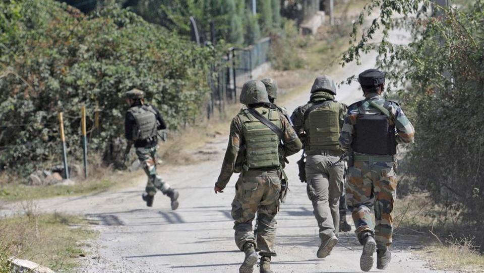 CRPF,Militants,Srinagar
