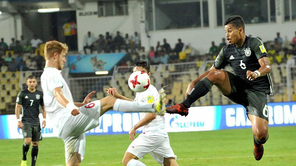 Iran thrashed Germany 4-0 as the FIFAU-17 World Cup witnessed a major upset. With this win, Iran sealed a spot in the round of 16.