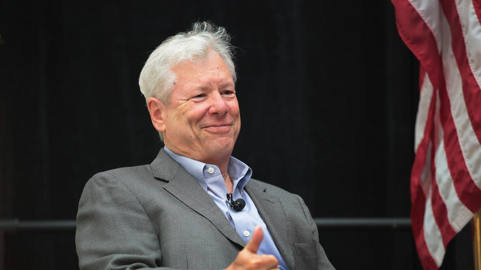 Richard Thaler,Nobel Prize winner,Nobel Prize in Economics