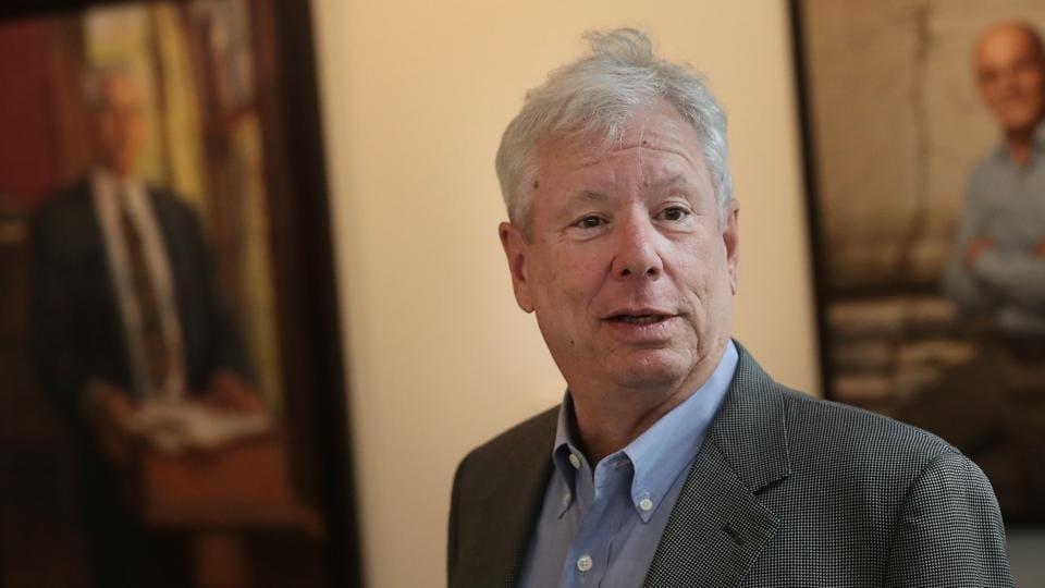 Richard Thaler,Nobel Economics Prize,Nobel Prize