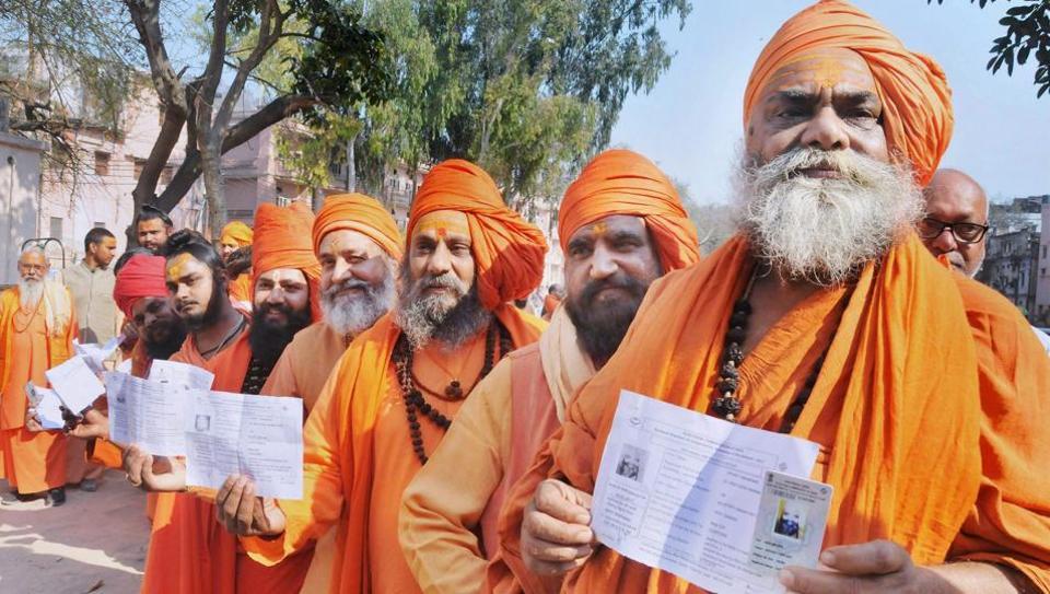 Akhil Bharatiya Akhada Parishad,Mahant Mohan Das,Fake Baba