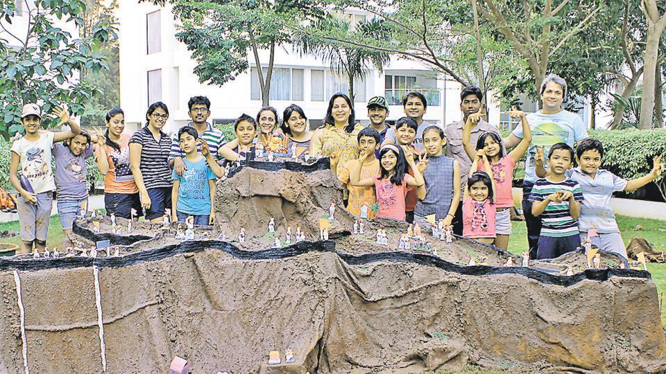 Pune,Fort making,Killa