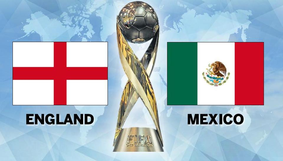 England beat Mexico 3-2 in a group F FIFA U-17 World Cup match at Kolkata's Salt Lake Stadium. Catch full football score and highlights of England vs Mexico here