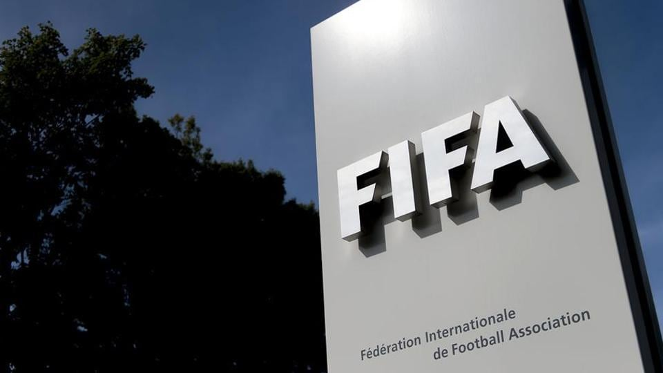 Image result for FIFA suspends Pakistan Football Federation over 'third-party interference'