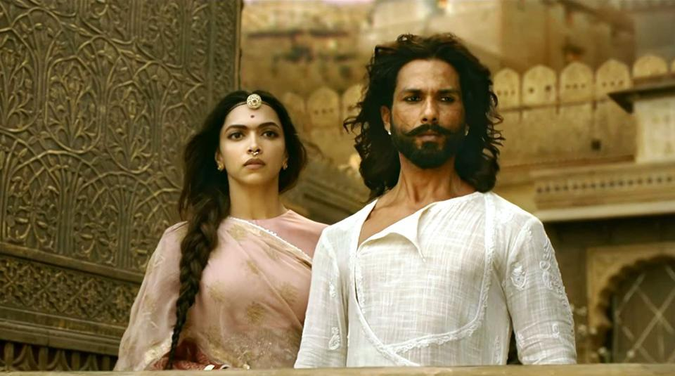 Padmavati,Padmavati Trailer,Padmavati Deepika Padukone