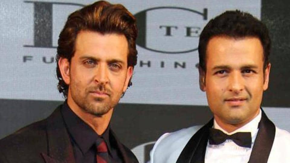 Rohit Roy and Hrithik Roshan starred together in Sanjay Gupta's Kaabil.