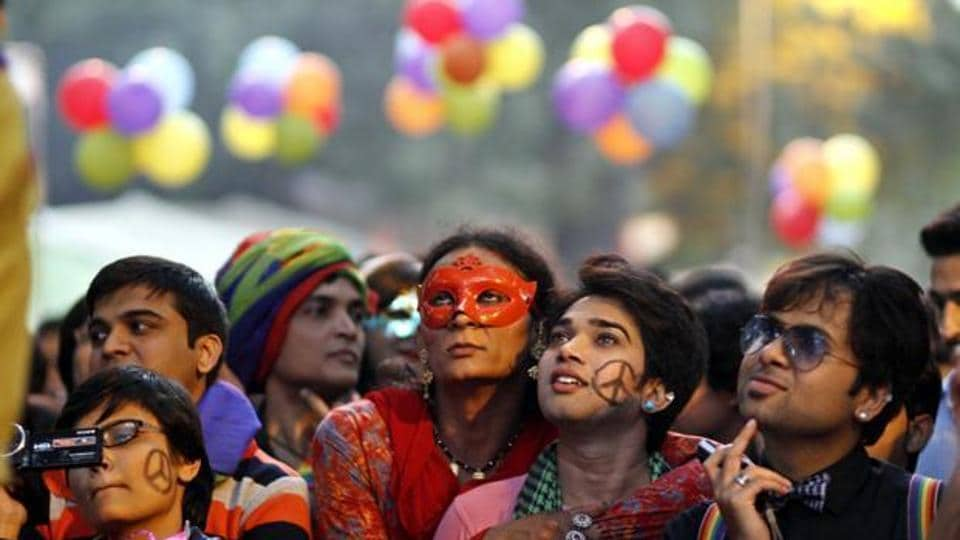 Sexual intercourse between two consenting adults of the same sex in India is punishable by up to 10 years in prison and/or heavy fines.
