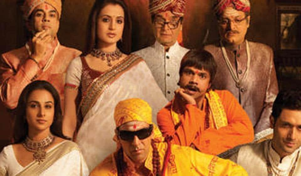 Akshay Kumar, Ameesha Patel, Shiney Ahuja and Vidya Balan starrer Bhool Bhulaiya completes 10 years of its release today.