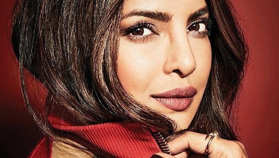 Priyanka Chopra is one of the five women to feature on the covers.