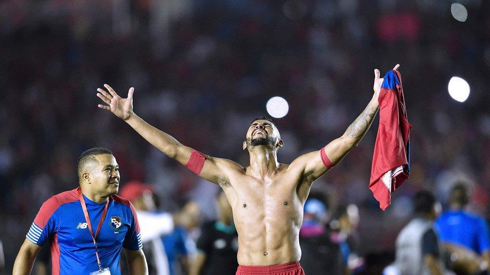 Panama booked their place at the FIFA World Cup for the first time with a 2-1 win over Costa Rica in Panama City.