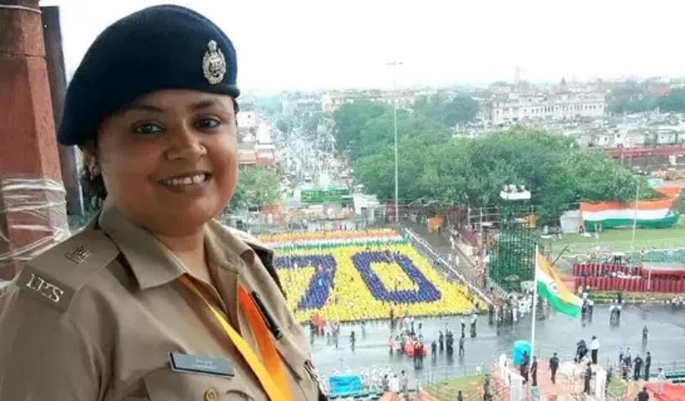 Delhi Police,International Day of the Girl Child,Esha Pandey