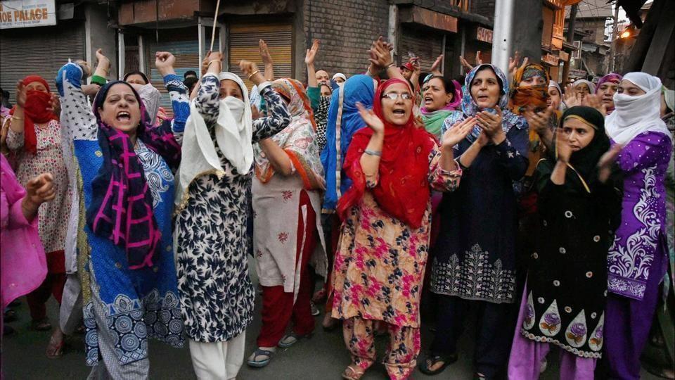 Braid chopping,Braid chopping in Kashmir,Kashmir valley