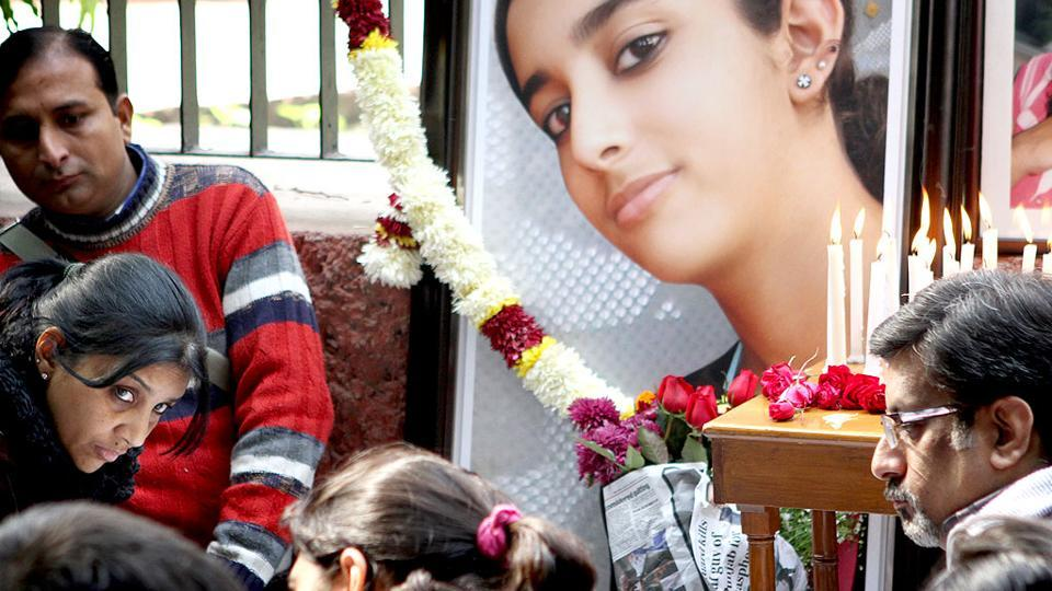 Aarushi's parents Rajesh and Nupur were sentenced to life in jail by a CBI court in Ghaziabad.