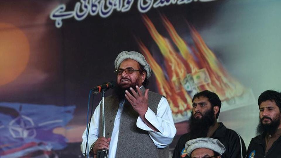 Hafiz Saeed is the founder of Lashkar-e-Taiba. Milli Muslim League is a political front for LeT/Jamaat-ud-Dawa — the LeT is a UN sanctioned terrorist group