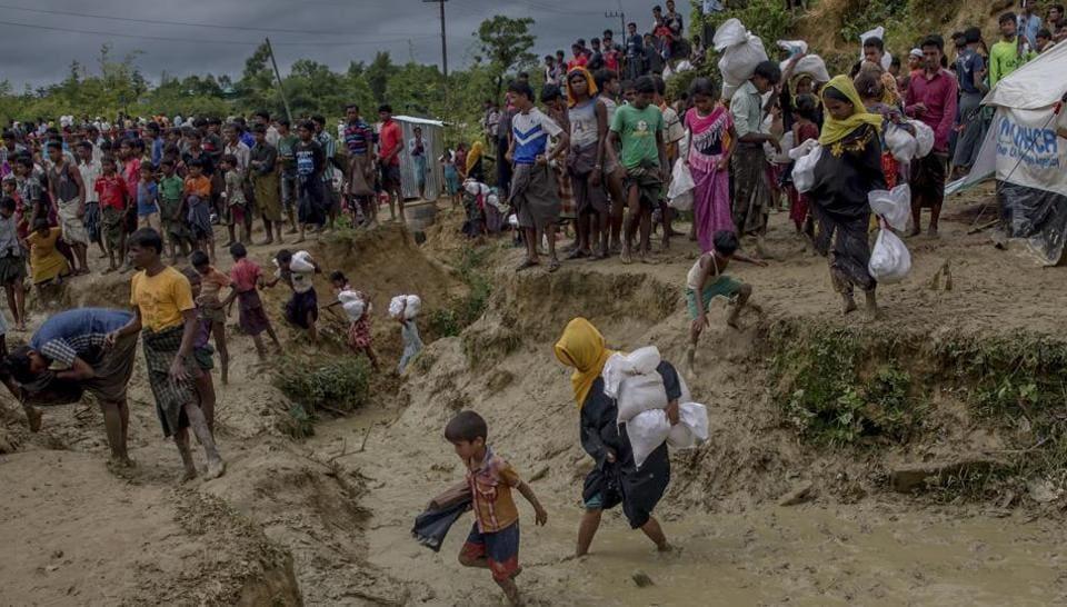 Rohingya crisis,Rohingya Muslims,EU