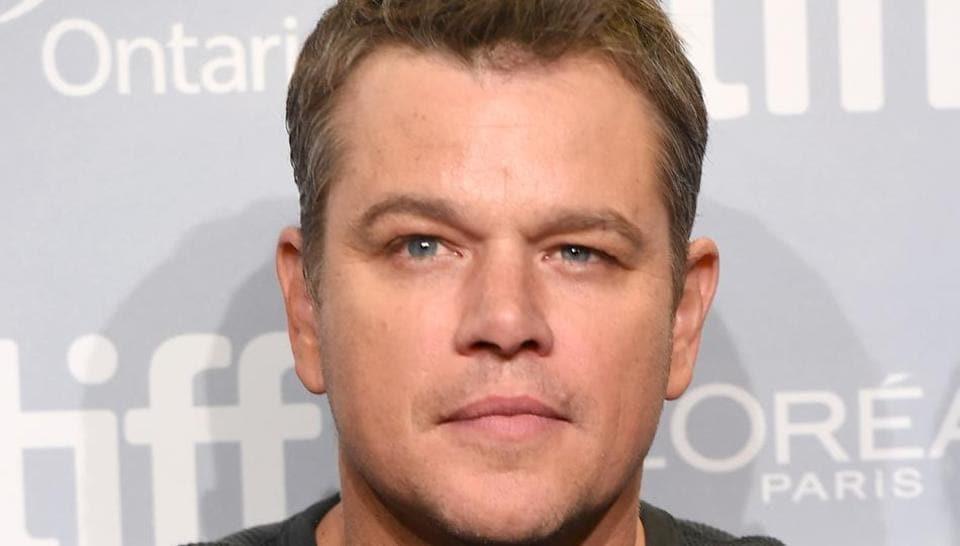 Matt Damon,Harvey Weinstein,Matt Damon Harvey Weinstein