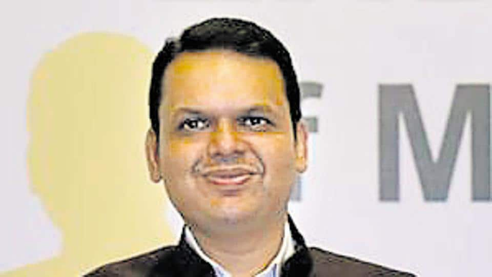 CM Devendra Fadnavis during a conference on open spaces, in Mumbai on Tuesday.