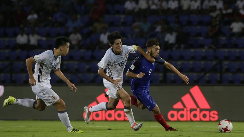 FIFA U-17 World Cup,FIFA U-17 World Cup 2017,France vs Japan