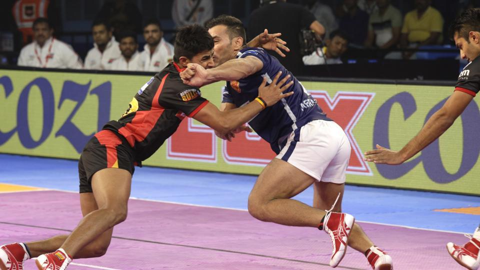 Dabang Delhi  are now rooted to the bottom of table in Zone A of Pro Kabaddi  League and have no chance of making the play-offs.