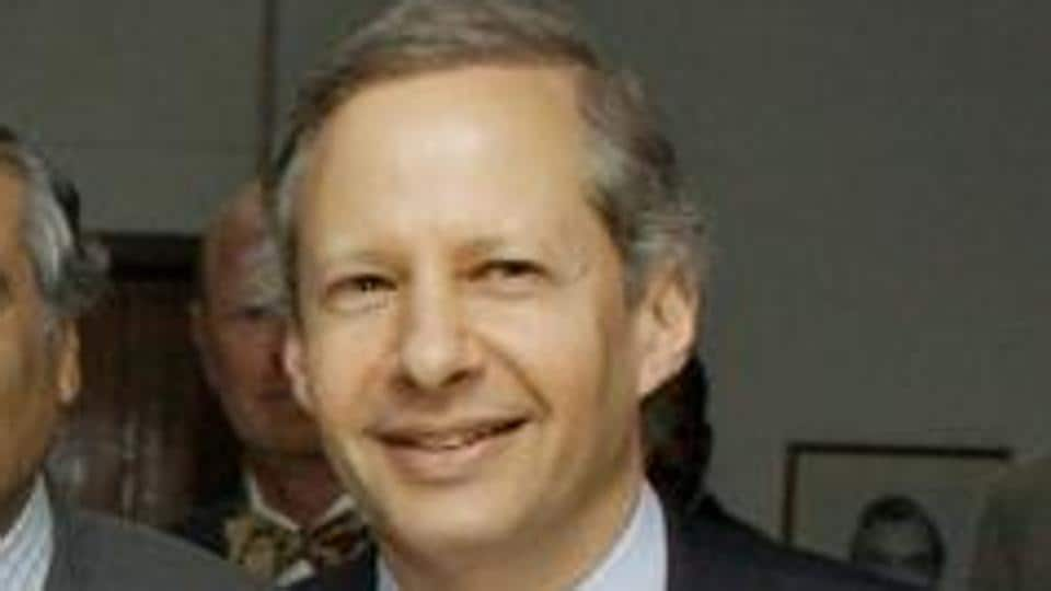 Kenneth Juster succeeds Richard Verma, who left after Donald Trump was sworn in as US President in January this year.