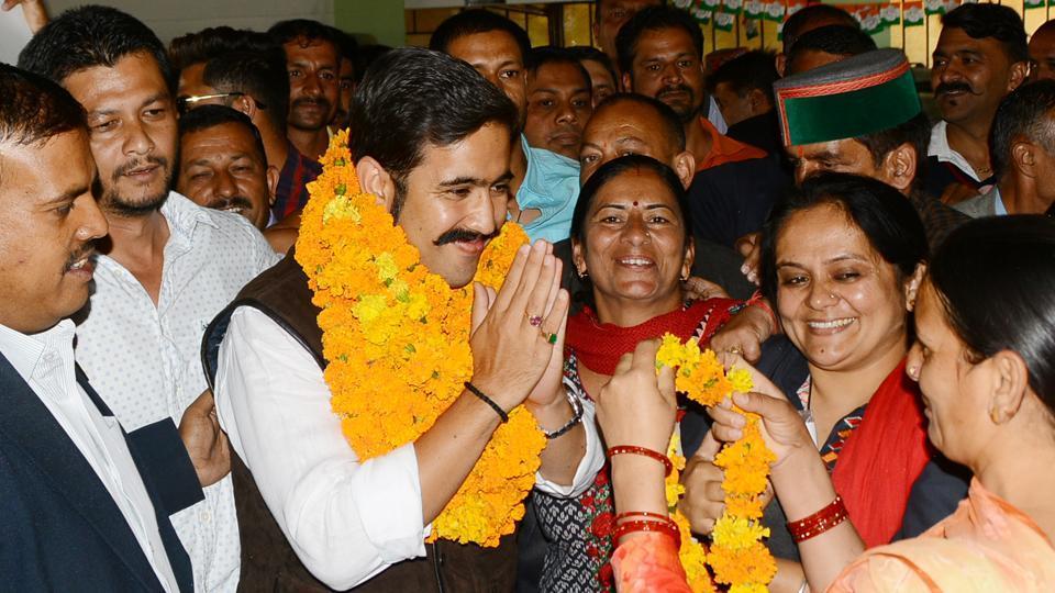 Himachal elections,Virbhadra Singh,Congress