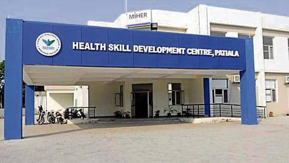 According to rules,  youths, aged between 18 and 35,  belonging to  poor families from urban and rural areas, can undergo training at the centre.