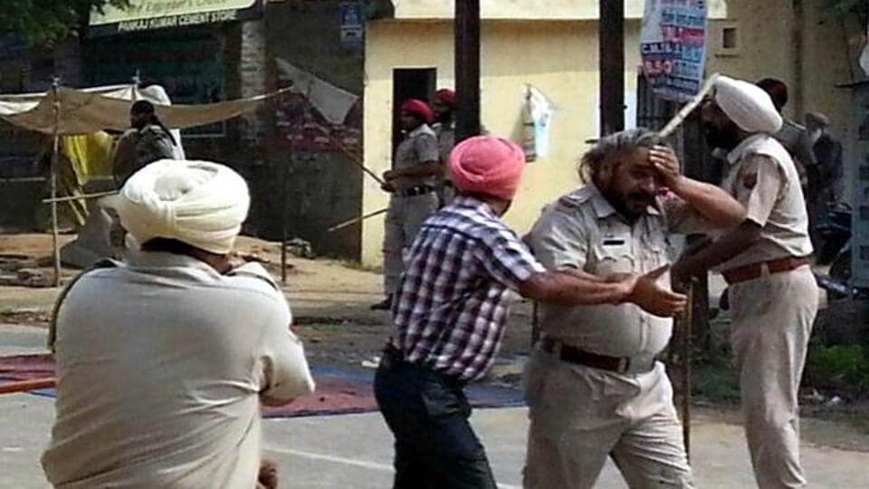 In 2015, a SIT was constituted by the previous SAD-BJP government to investigate into the Burj Jawahar Singh Wala incident, the descration at Bargari and the Behbal Kalan police firing on October 14, 2015, wherein two protesters were killed.