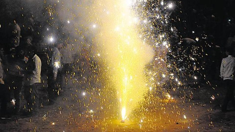 Firecrackers can affect development of unborn babies, kids: Pollution board study