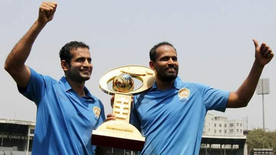 Irfan Pathan,Yusuf Pathan,Ranji Trophy