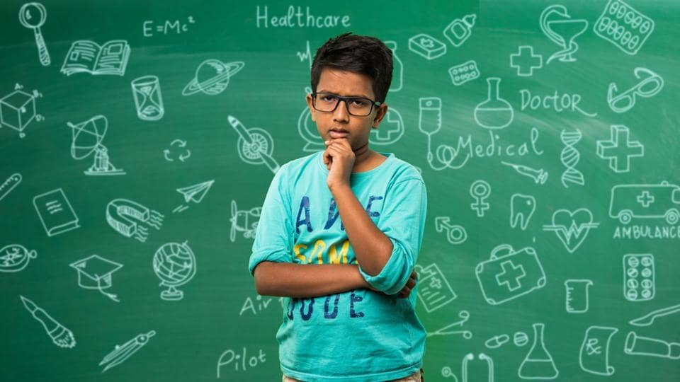 Children who were moderately farsighted were significantly more likely to have poorer scores on the attention-related tests.