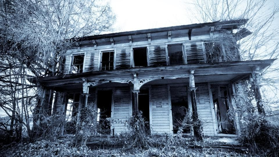 The haunted house industry has become important as a way to raise money to preserve old buildings.