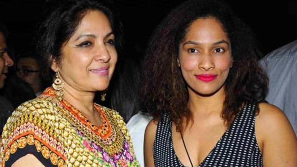 Designer Masaba Gupta's parents are actor Neena Gupta and cricketer Viv Richards, regarded as one of the greatest batsmen of all time.