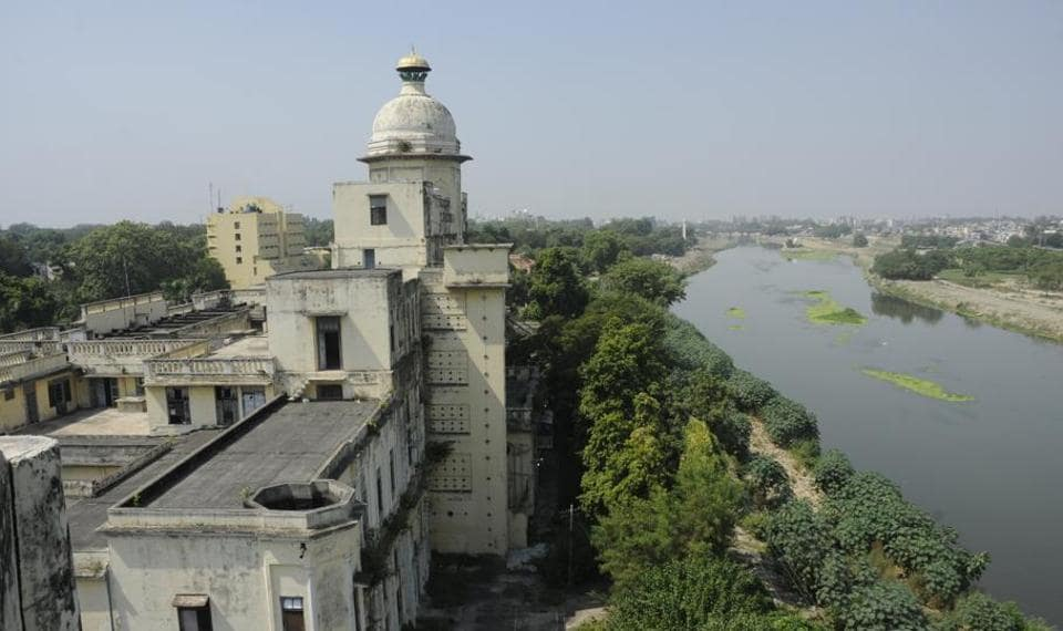 Lucknow,Uttar Pradesh,Thandi sadak