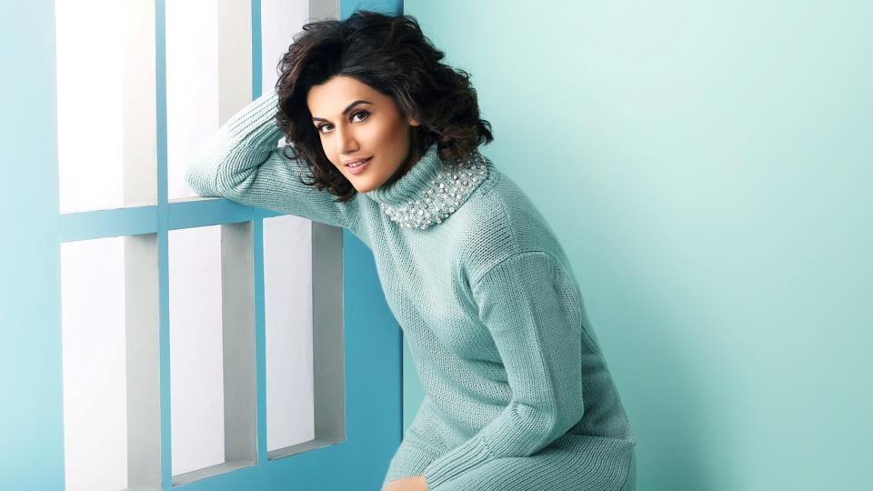 Actor Taapsee Pannu says that she will always have to be on her toes to make sure things go right for her.
