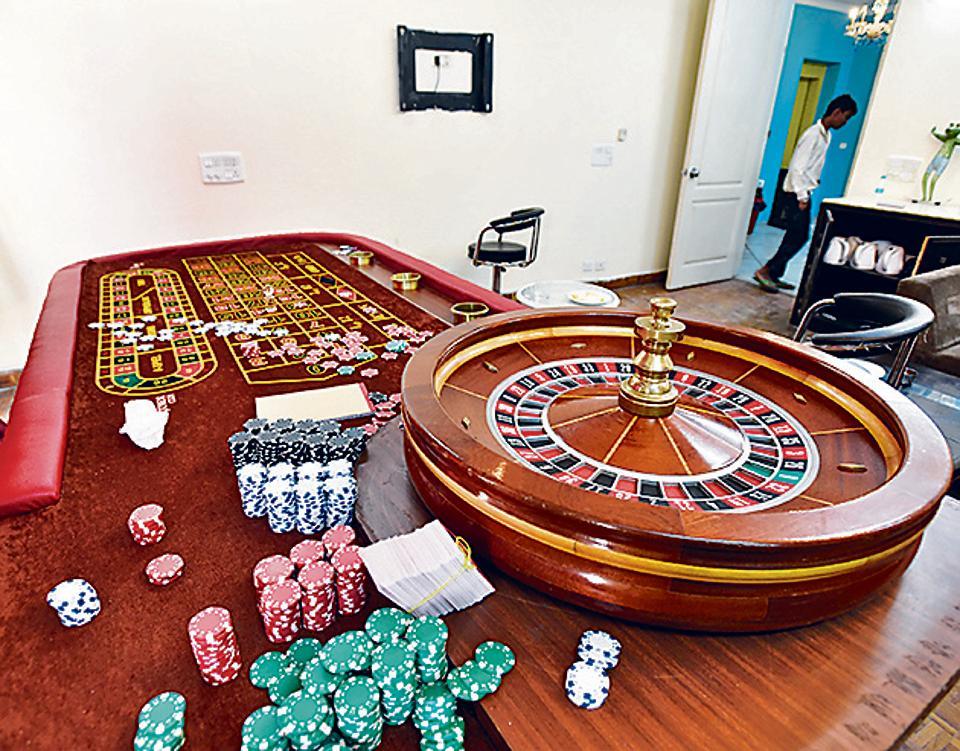 Gurgaon,Gurugram news,casino