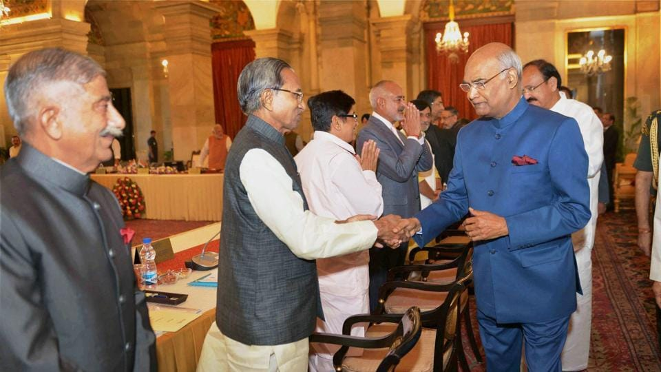Ramnath Kovind,President of India,Governors
