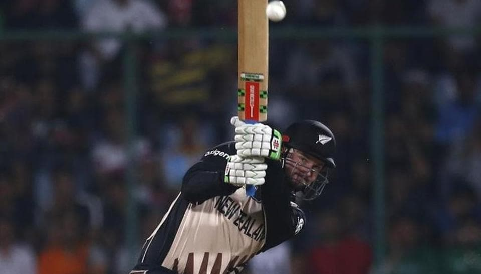 India vs New Zealand,Colin Munro,Mike Hesson