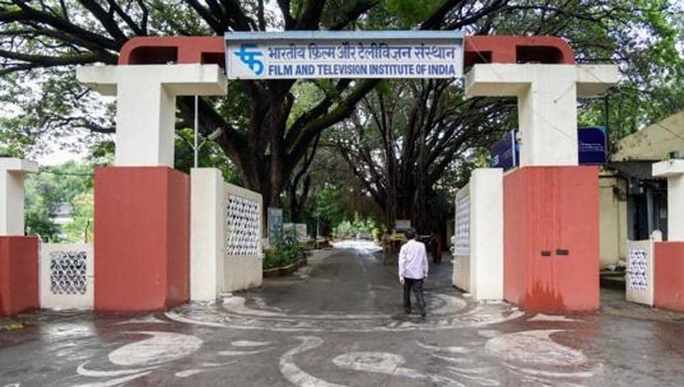 FTII,Anupam Kher,Gajendra Chauhan