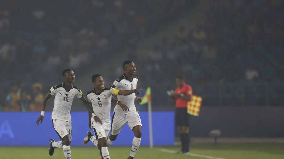 Ghana continued to apply the pressure and their lead was doubled towards the end of the match. (AP)