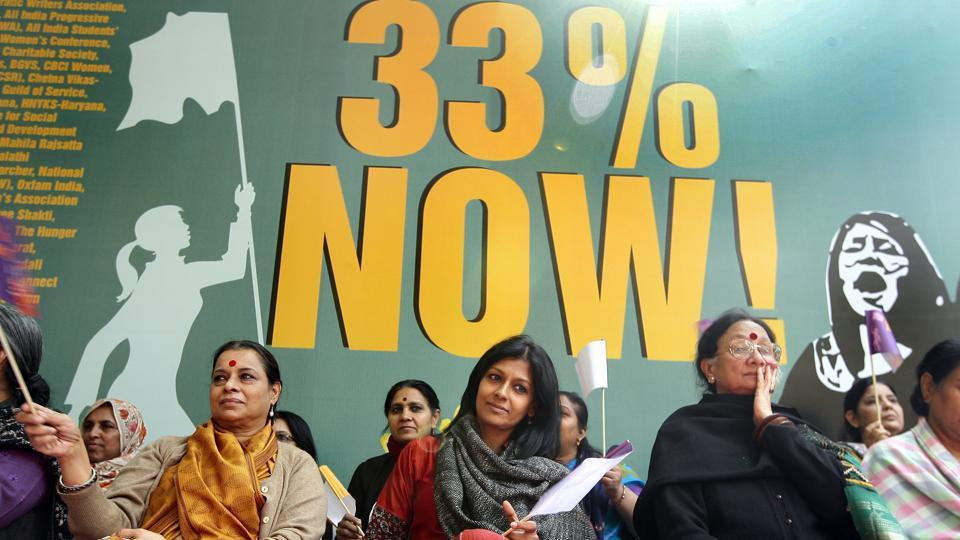 The Women's Reservation Bill has a bipartisan history: It was introduced by the United Front government in 1996, and then by the Vajpayee and UPA governments. A Bill like this would be a capstone to decades of struggle by India's women for equality. This can be explored further by considering reservation within political party posts.