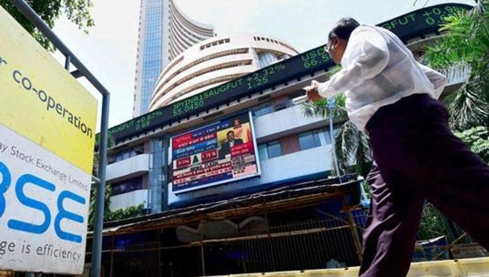 Sensex up 53 points; realty, healthcare stocks major gainers