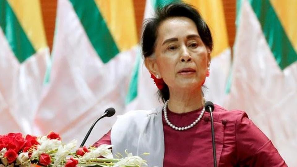 Myanmar,Aung San Suu Kyi,Rakhine state