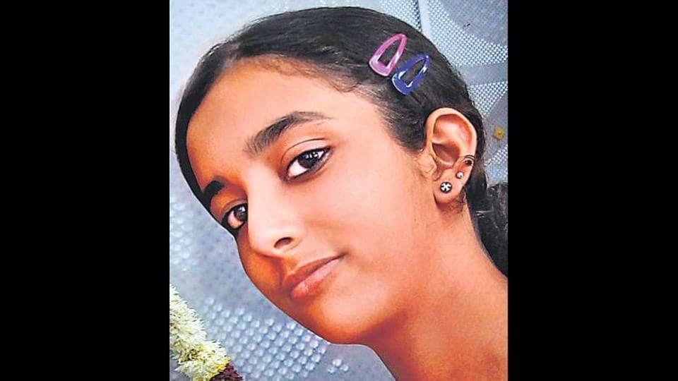 File photo of Aarushi Talwar.