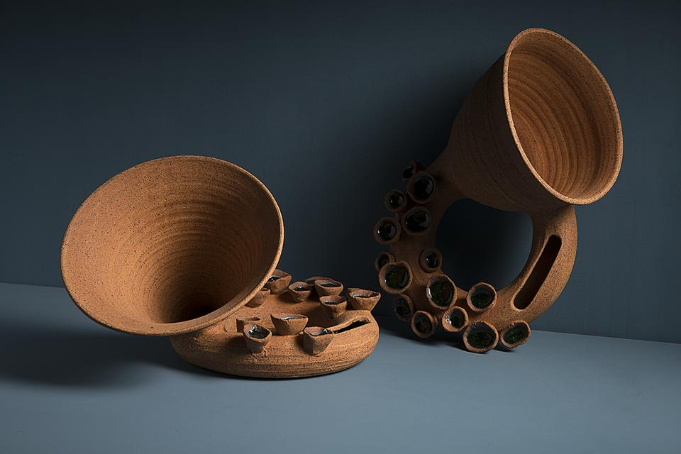 Mutable aims to honour both the aesthetic and practical pleasures of pottery.