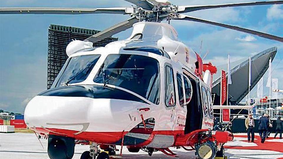 AgustaWestland choppers,Chopper scam,AgustaWestland