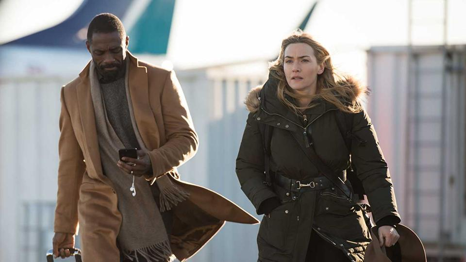 Kate Winslet,Idris Elba,The Mountain Between Us