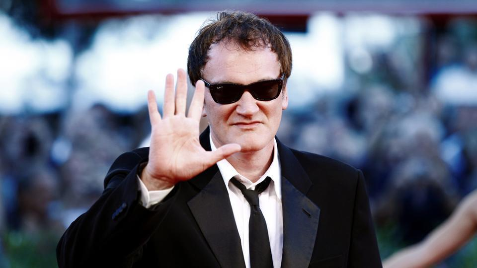 Quentin Tarantino,Harvey Weinstein,Amber Tamblyn