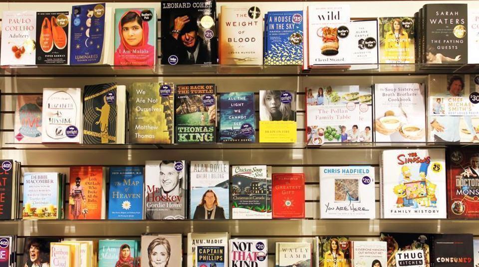 HT Nielsen,Books,HT Nielsen Top 10
